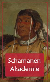 Akademie für internationalen Schamanismus - Zeichnung Schamane - Akademie