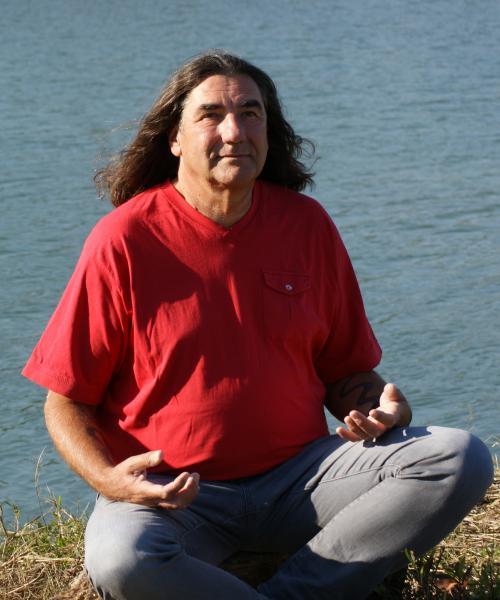 Kurt Fenkart - Leiter der Schamanismus-Akademie