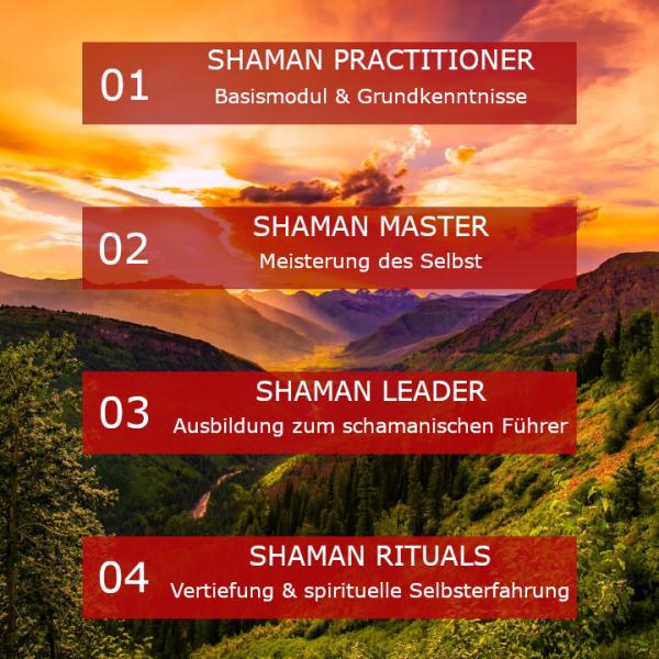 Übersicht Schamanismusausbildung Lehrgänge