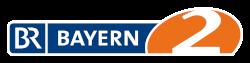 Das Logo des Radiosenders Bayern 2